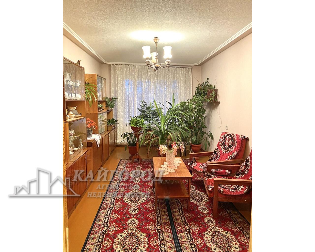 Продам 3-х комнатную квартиру, район Каплычки.