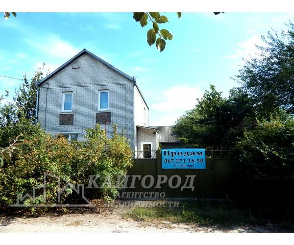 Шикарный дом рядом с городом Белая Церковь, село Татьяновка(станция Гай)