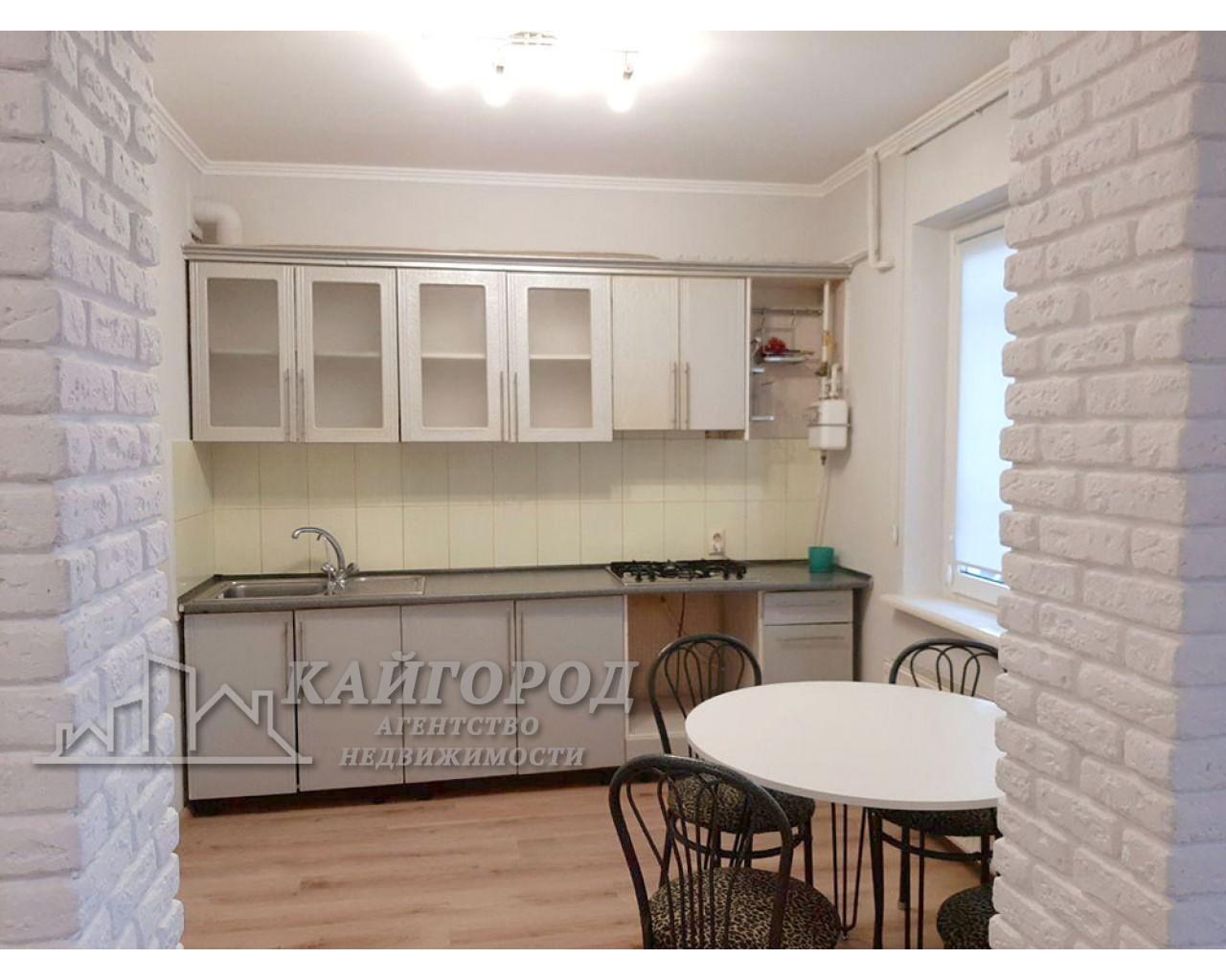 Квартира с дизайнерским ремонтом и увеличенной квадратурой