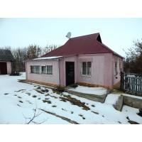 Продам дом в центре с. Антонов Сквырского р-на