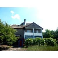 Двухэтажный дом рядом с г.Белая Церковь, в с.Татьяновка